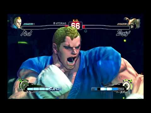 [PC]Super Street Fighter IV Arcade Edition All Characters Ultra Combo [HD]