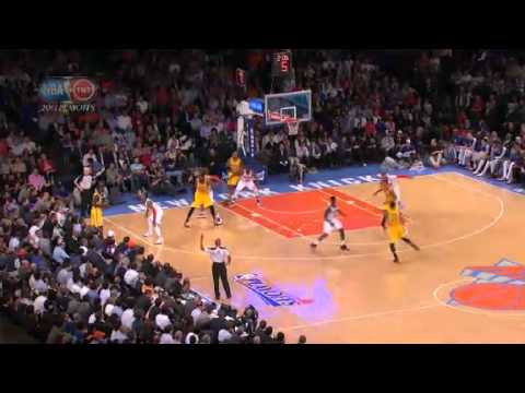 NBA CIRCLE - Indiana Pacers Vs New York Knicks Game 2 Highlights - 7 May 2013 NBA Playoffs