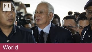 Malaysia's Najib faces more charges - FINANCIALTIMESVIDEOS