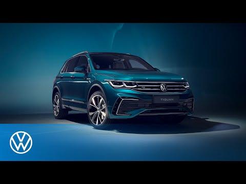 Autoperiskop.cz  – Výjimečný pohled na auta - Elektrifikovaný a dynamičtější: Nový Tiguan slaví světovou premiéru