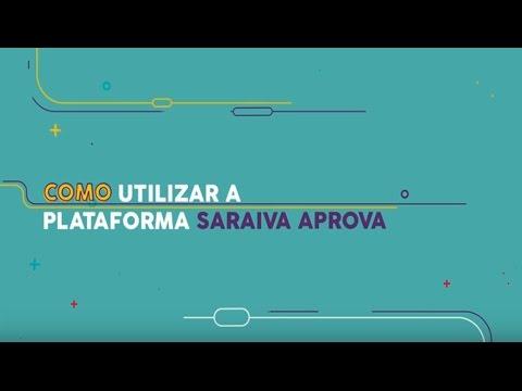 Conheça a Revolucionária Plataforma Saraiva Aprova