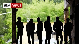Gang activity targeted by police - SKYNEWS