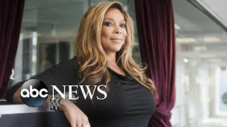 Wendy Williams reveals she's been living in 'sober house' - ABCNEWS