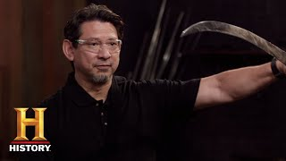 Forged in Fire: The Rhomphaia Tests (Season 5) | History - HISTORYCHANNEL