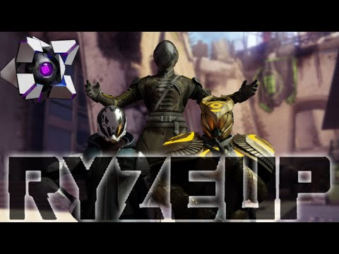 A Destiny 2 RyzeUpGG Teamtage