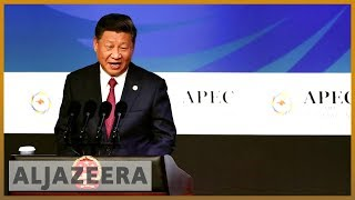 🇺🇸🇨🇳APEC leaders divided after US-China spat l Al Jazeera English - ALJAZEERAENGLISH