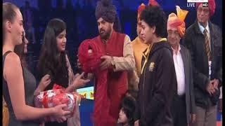 PWL 3 Day 13: Presentation ceremony of NCR Punjab Royals; Pro Wrestling League Season 3 - NEWSXLIVE