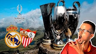 Real Madrid Campeon Supercopa de Europa 2016