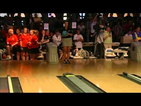 Bowling european women championships teams semi finals: Sweden vs. England and Germany v