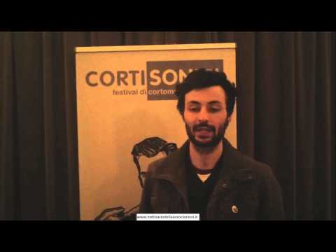 "Cortisonici 2013: Riccardo Bernasconi presenta Power of thanks, un ""corto"" svizzero surreale"