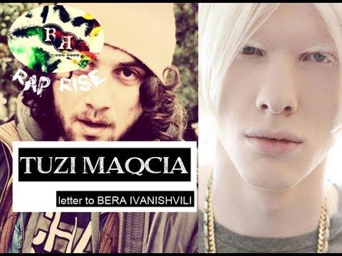 TUZI MAQCIA (rap rise) & ANARQIA 18 (rap rise) & TamTiKe -letter to BERA IVANISHVILI  - rap rise