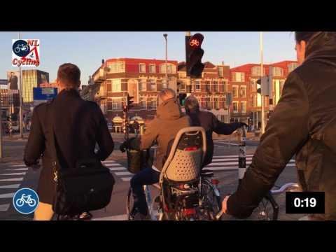 Rotterdam ride 2017 (sped up)
