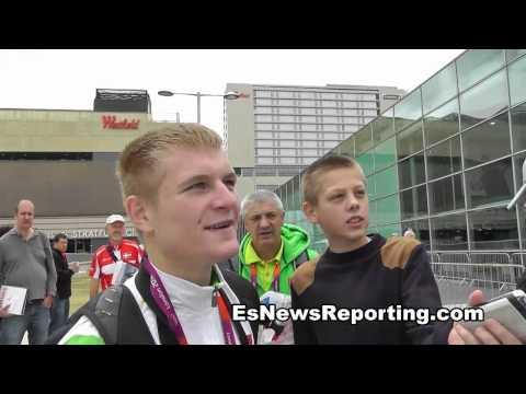 Video: Lithuanian Mike Tyson - Svarbiausia - kiek jėgos širdy, brolau, turi...