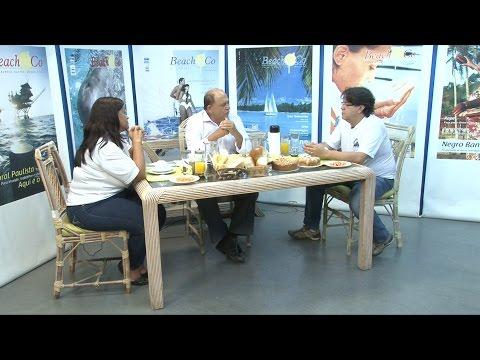 TV Costa Norte - Ações da Ong Onda Sonora são temas do Café da Manhã