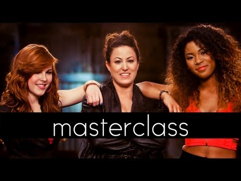 MASTERCLASS: TINA LANDON INSTRUCTIONAL PT 1 [DS2DIO]