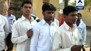 Long queue of voters in Beed, Maharashtra - ABPNEWSTV