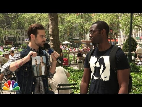 Macklemore - No One Knows What Ryan Lewis Does When He Asks Strangers About His Music