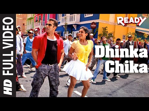 &quot;Dhinka Chika (Full Song) Ready&quot; Feat. Salman Khan, Asin