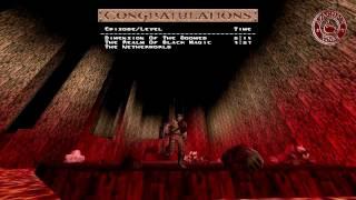 Quake 100% done quickest - Легендарная видеоигра 3D