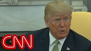 Trump speaks after announcing Russia sanctions - CNN