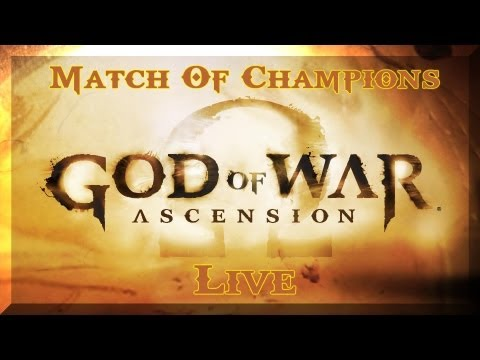 GOD OF WAR ASCENSION | MATCH OF CHAMPIONS LIVE | COMPETITION | TRAILER | HD