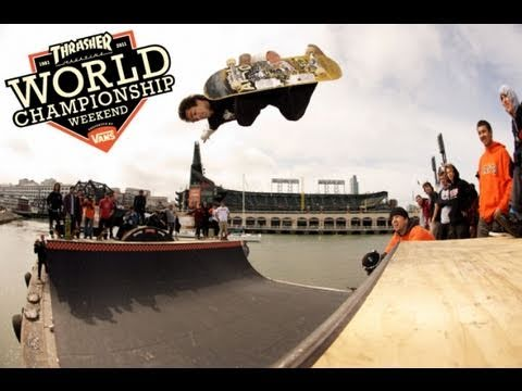 Vans WCW Giants Mini Ramp