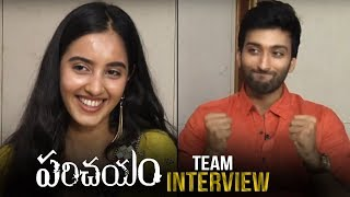 Parichayam Movie Team Interview | Simrat Kaur | Virat Konduru | TFPC - TFPC