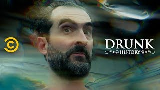 The Study That Involved Dolphin Sex and LSD (feat. Jay Duplass & Shiri Appleby) - Drunk History - COMEDYCENTRAL