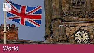 Brexit: why business in England's most deprived town is divided over leaving EU - FINANCIALTIMESVIDEOS