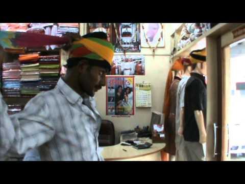 How to tie rajasthani safa