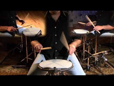 Triple Stroke Roll - Drum Rudiment