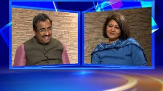 Ram Madhav speaks exclusively to NewsX on RSS - NEWSXLIVE