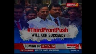 Third Front Push, elections 2019: Will Telangana CM K. Chandrashekar Rao succeed? - NEWSXLIVE