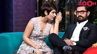 Fatima Sana Shaikh makes special request to Aamir Khan | Bollywood News - ZOOMDEKHO