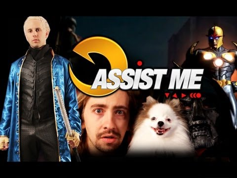 'ASSIST ME!' - Vergil and Nova: Ultimate Marvel vs Capcom 3 Live Action Tutorial