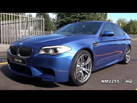 2012 BMW M5 F10 Exhaust Sound - Start Up & Revving
