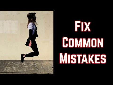 Rope Jumping Made Easy: How to Avoid 5 Common Errors