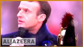 Seventy world leaders gather in Paris for World War I centenary l Al Jazeera English - ALJAZEERAENGLISH
