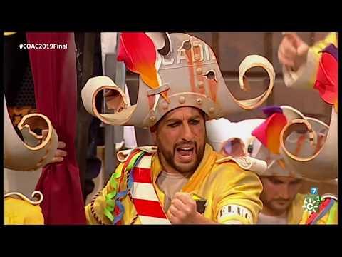 La agrupación El batallitas llega al COAC 2019 en la modalidad de Coros. En años anteriores (2018) concursaron en el Teatro Falla como Don Taratachín, consiguiendo una clasificación en el concurso de Final.