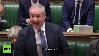 Did Attorney General Geoffrey Cox just steal the show during Brexit debate? - RUSSIATODAY