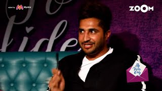 Jassie Gill answers rapid fire questions in the segment Quickie | By Invite Only - ZOOMDEKHO