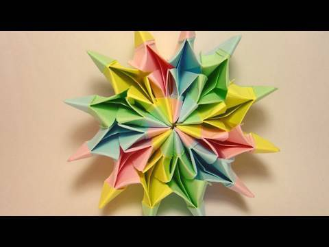 Origami Fireworks (Yami Yamauchi)