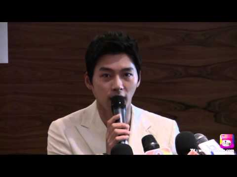 Exclusive Int. Hyun Bin in Bangkok