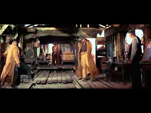 Once Upon A Time In The West Opening Scene