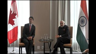 In Graphics: India may raise the issue of raising Sikh Radicalism in Canada during the vis - ABPNEWSTV