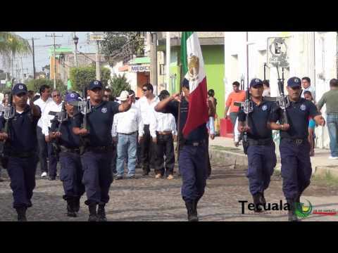Desfile Revolucionario Deportivo del 20 de Noviembre Tecuala Nayarit