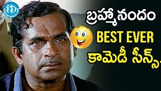 Brahmanandam Best Ever Comedy Scenes || iDream Movies - IDREAMMOVIES