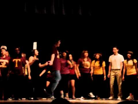 High School Musical Medley-Wolverine style