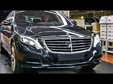 Autoperiskop.cz  – Výjimečný pohled na auta - Produkce Mercedes S