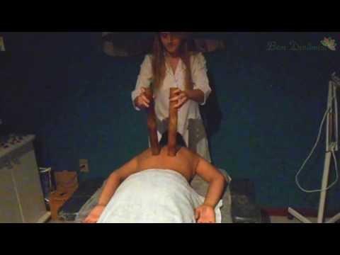 Massagens provocam relaxamento muscular